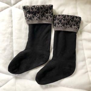 Michael Kors boot socks